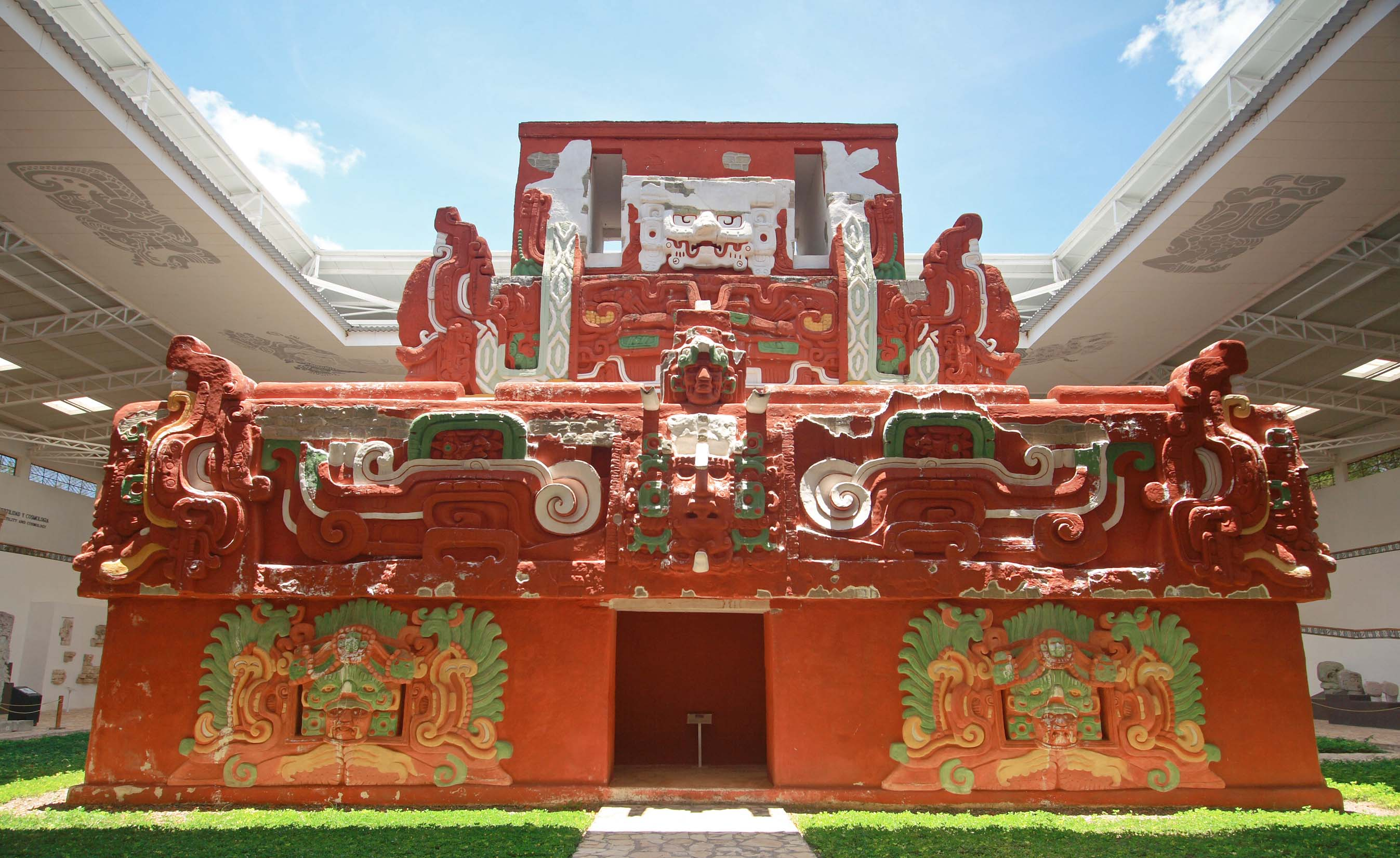 Rise and Fall of the Maya