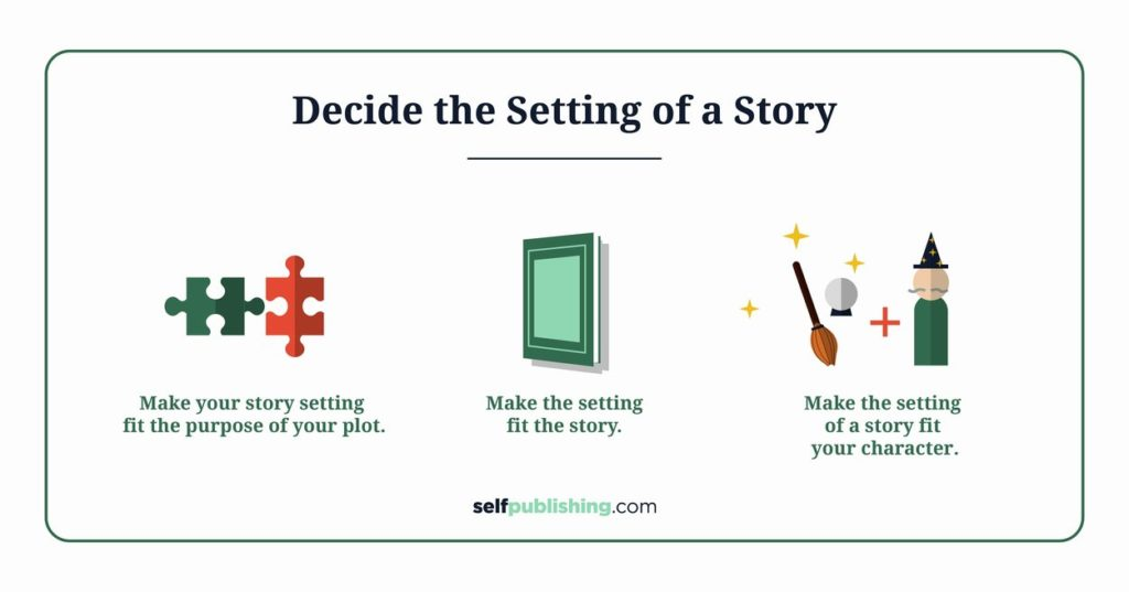 setting in a story